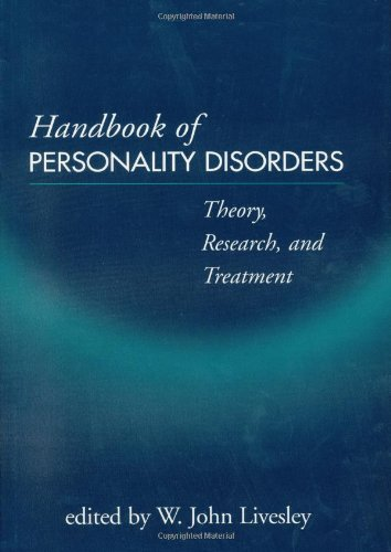 Handbook of Personality Disorders: Therapy Research and Treatment