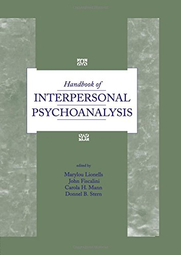 Handbook of Interpersonal Psychoanalysis