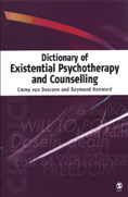 Dictionary of Existential Therapy and Counselling