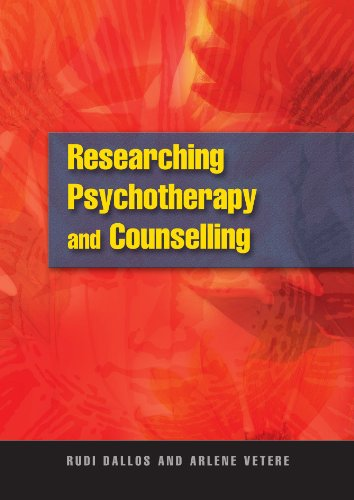Researching Psychotherapy and Counselling