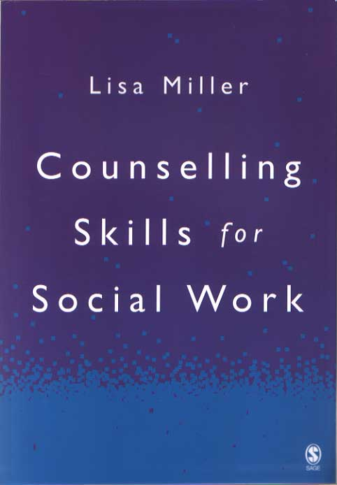 Counselling Skills for Social Work