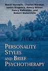 Personality Styles and Brief Psychotherapy