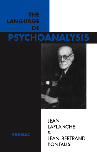 The Language of Psychoanalysis