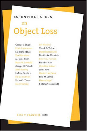 Essential Papers on Object Loss
