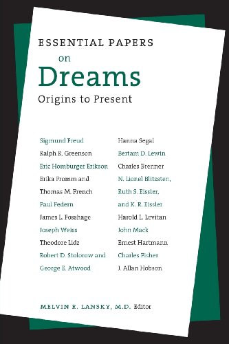 Essential Papers on Dreams