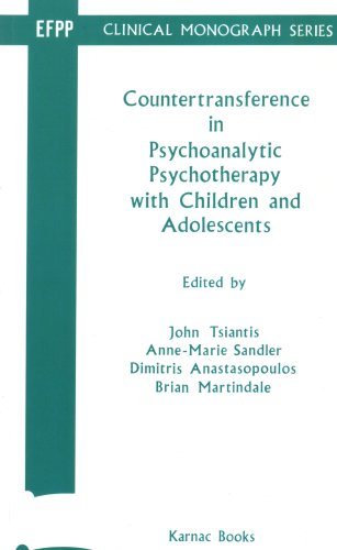 Countertransference in Psychoanalytic Psychotherapy with Children and Adolescents