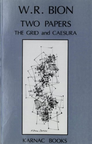 Two Papers: 'The Grid' and 'Caesura'