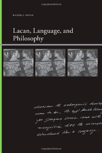 Lacan, Language, and Philosophy