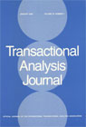 Transactional Analysis Journal: Vol.38 No.1