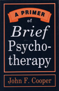 A primer for brief psychotherapy