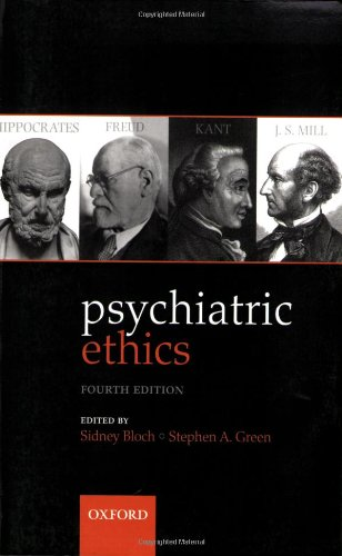 Psychiatric Ethics: Fourth Edition