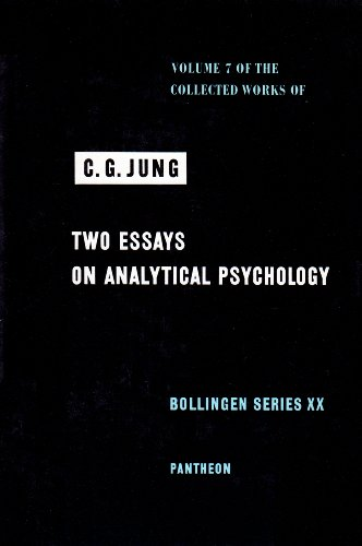 collected works of cg jung volume 7 two essays in analytical psychology
