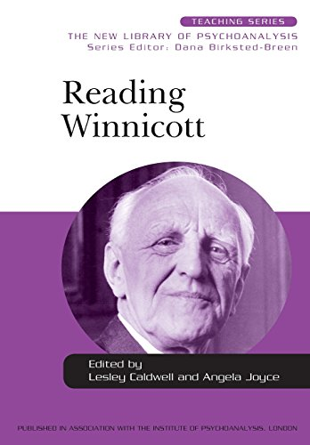 Reading Winnicott