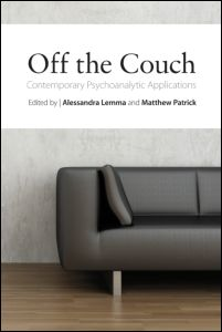 Off the Couch: Contemporary Psychoanalytic Applications