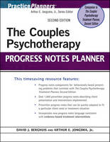 The Couples Psychotherapy Progress Notes Planner: Second Edition