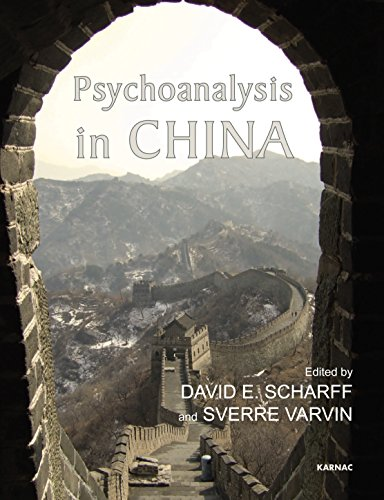 Psychoanalysis in China