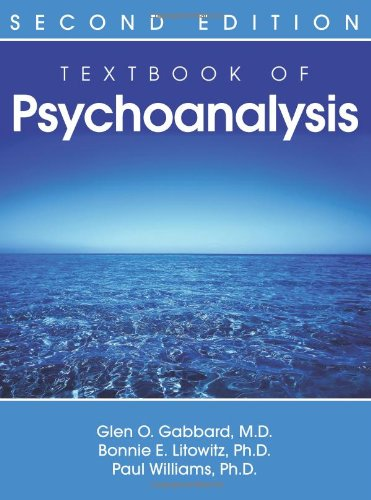 Textbook of Psychoanalysis: Second Edition