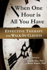 When One Hour Is All You Have: Effective Therapy for Walk-In Clients