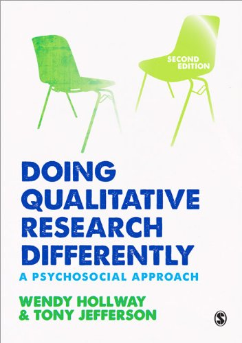Doing Qualitative Research Differently: A Psychosocial Approach: Second Edition
