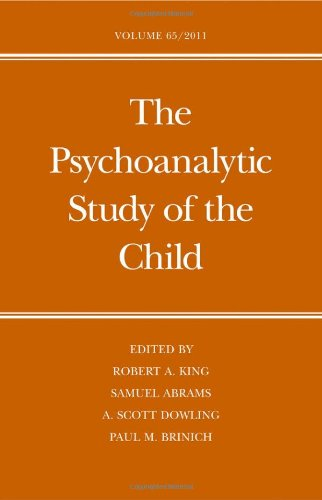 The Psychoanalytic Study of the Child: 65
