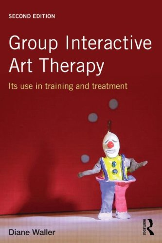 Group Interactive Art Therapy: Its Use in Training and Treatment