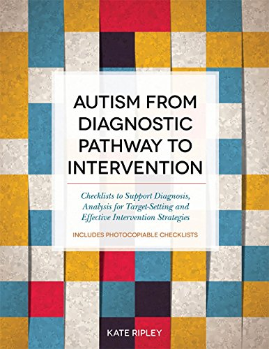Autism from Diagnostic Pathway to Intervention: Checklists to Support Diagnosis, Analysis for Target-Setting and Effective Intervention Strategies