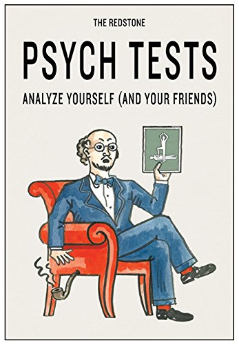 Redstone Psych Tests: Analyze Yourself (and Your Friends)