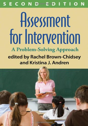 Assessment for Intervention: A Problem-Solving Approach: Second Edition