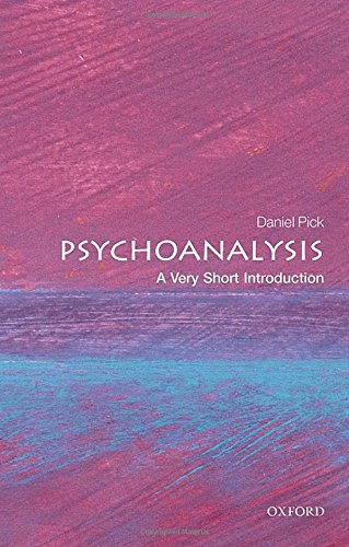 Psychoanalysis: A Very Short Introduction