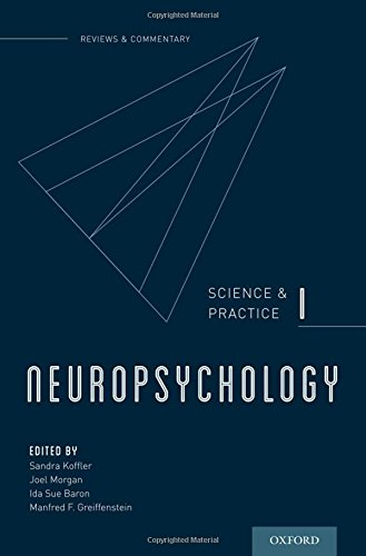 Neuropsychology: V.1