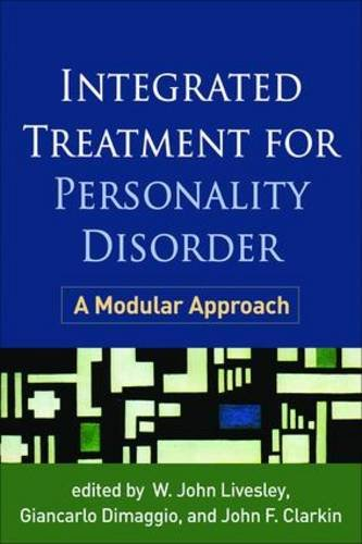 Integrated Treatment for Personality Disorder: A Modular Approach