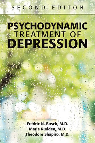 Psychodynamic Treatment of Depression: Second Edition
