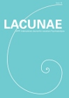 Lacunae: APPI International Journal for Lacanian Psychoanalysis: Issue 10