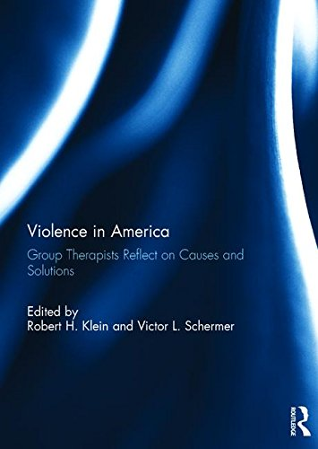Violence in America: Group Therapists Reflect on Causes and Solutions