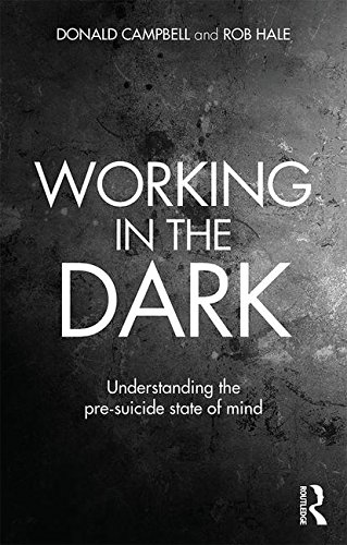 Working in the Dark: Understanding the Pre-Suicide State of Mind