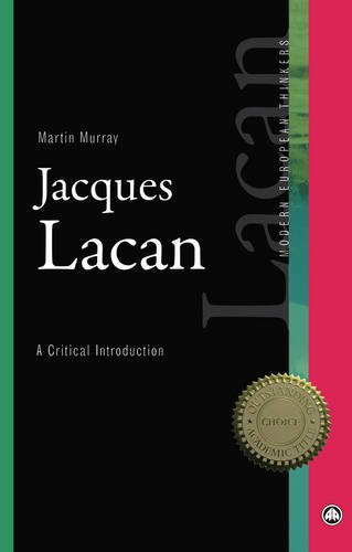 Jacques Lacan: A Critical Introduction
