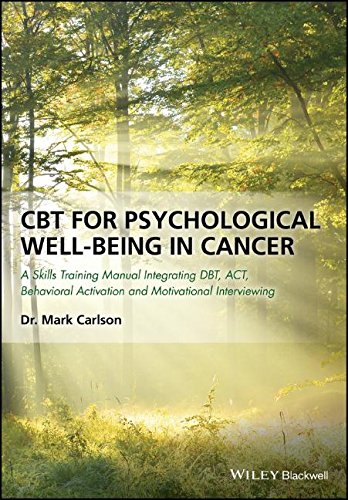 CBT for Psychological Well-being in Cancer: A Skills Training Manual Integrating DBT, ACT, Behavioral Activation and Motivational Interviewing