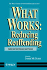 What works: reducing re-offending: Guidelines from research and practice