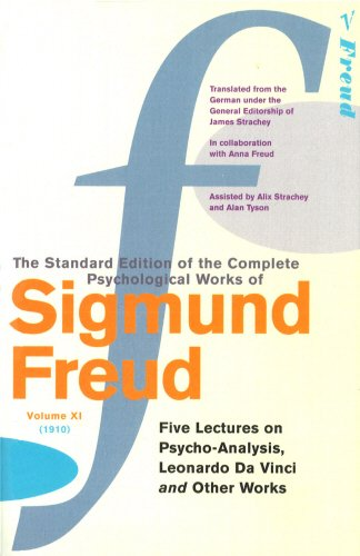 Standard Edition Vol 11: Five Lectures on Psycho-Analysis, Leonardo da Vinci and Other Works