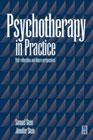 Psychotherapy in practice: Past reflections and future perspectives