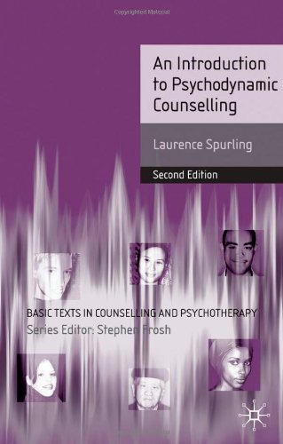 An Introduction to Psychodynamic Counselling