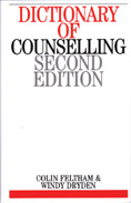 Dictionary of Counselling: Second Edition