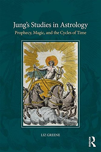 Jung's Studies in Astrology: Prophecy, Magic, and the Cycles of Time