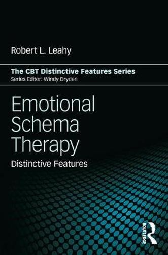 Emotional Schema Therapy: Distinctive Features
