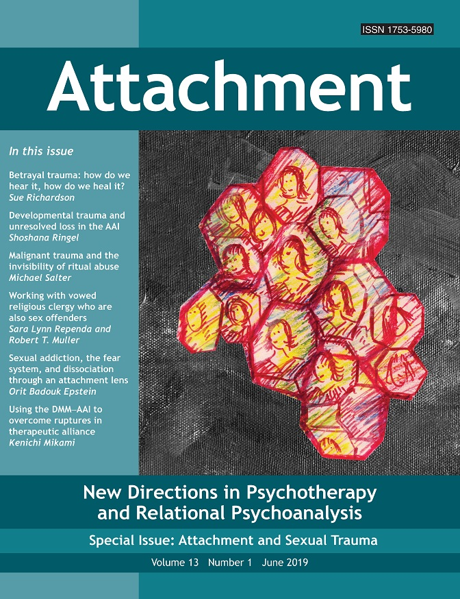 Attachment: New Directions in Psychotherapy and Relational Psychoanalysis - Vol.13 No.1