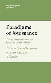 Psychoanalytical Notebooks No. 34: Paradigms of Jouissance