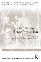 Translation/Transformation: 100 Years of the International Journal of Psychoanalysis