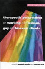Therapeutic perspectives on working with lesbian, gay and bisexual clients: Pink therapy 2