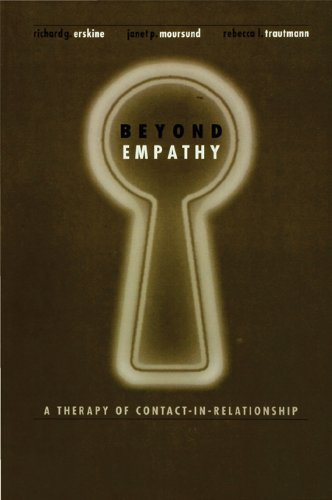 Beyond Empathy: A Therapy of Contact-in Relationships: Hardcover