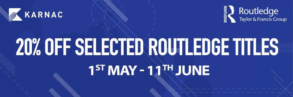 20% off selected Routledge titles
